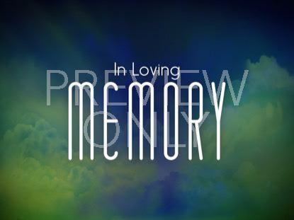 HEALING SPIRIT MEMORY STILL