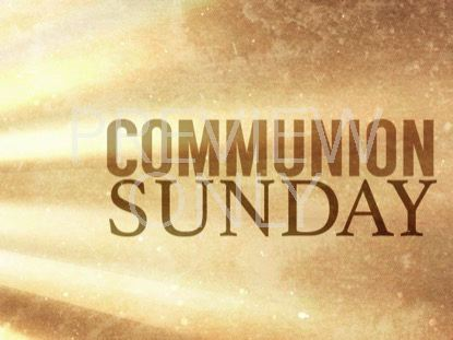 MORNING RAYS COMMUNION STILL