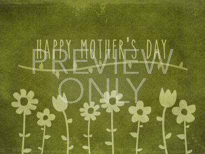 MOTHER'S DAY GARDEN 1