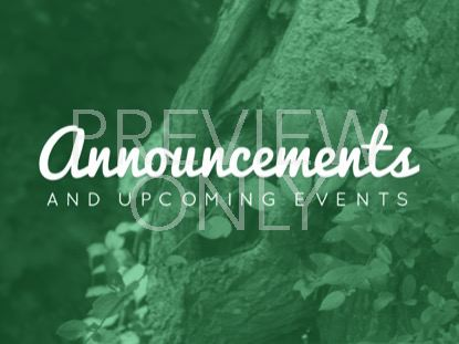 NATURAL SERENITY ANNOUNCEMENTS STILL