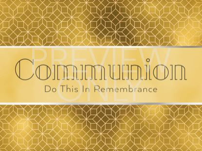 NEW YEAR DECO COMMUNION STILL