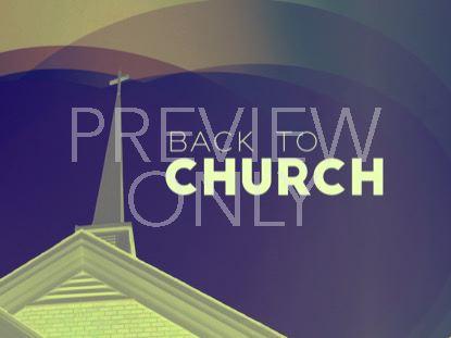 OUR CHURCH PURPLE STILL