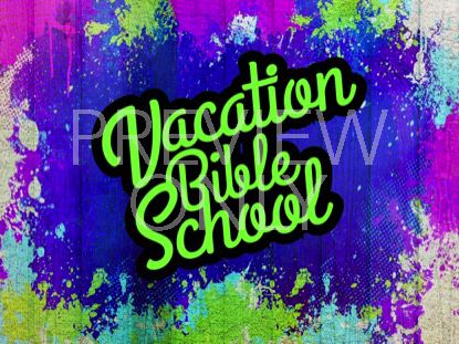 PAINTED JOY VBS STILL