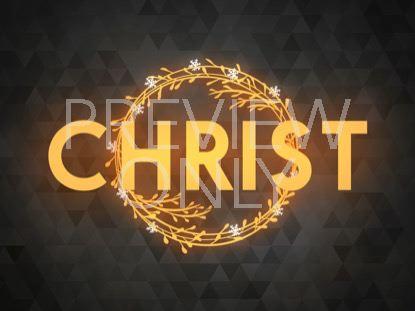 PEACEFUL ADVENT CHRIST 1 STILL