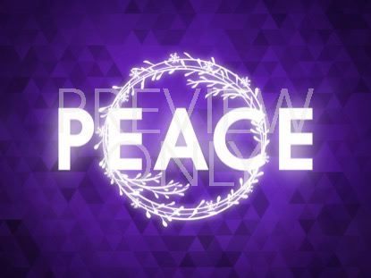 PEACEFUL ADVENT PEACE 2 STILL