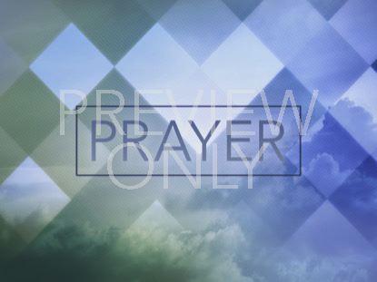 PRAYER BLOCKS BLUE 1