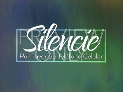 RAINING COLOR PHONE STILL - SPANISH