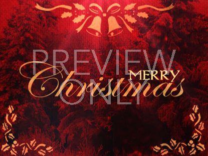 RUBY CHRISTMAS MERRY CHRISTMAS STILL