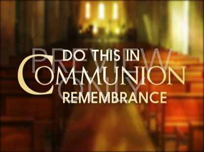 SANCTUARY COMMUNION STILL
