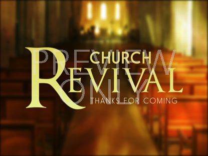 SANCTUARY REVIVAL STILL