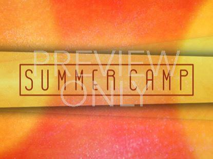 SUMMER SUNSET CAMP STILL