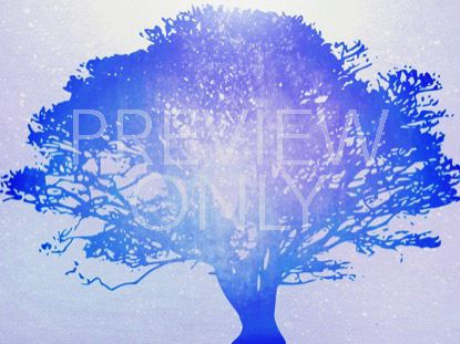 TREE OF LIFE BLUE 1 STILL