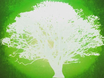 TREE OF LIFE GREEN 2 STILL