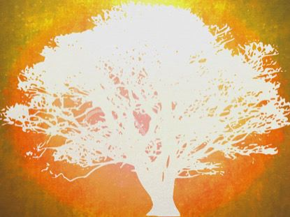 TREE OF LIFE ORANGE 2 STILL