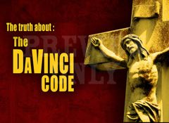 TRUTH ABOUT DAVINCI TITLE CHRIST