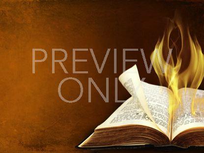 BIBLE FLAME