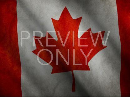 CANADA FLAG STILL