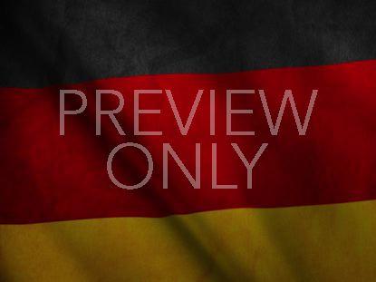 GERMANY FLAG STILL