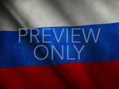 RUSSIA FLAG STILL