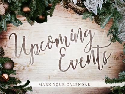 CHRISTMAS WREATH EVENTS
