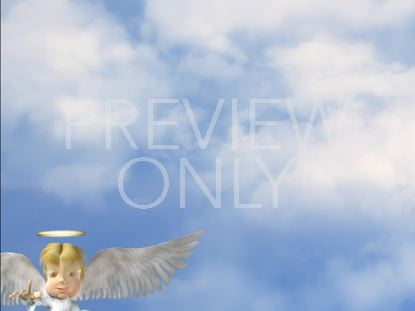 ANGEL IN THE CLOUDS KIDS STILL 1