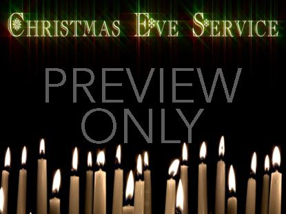 CHRISTMAS EVE TITLE STILL 1