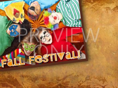 FALL FESTIVAL ANNOUNCEMENT TITLE STILL 1