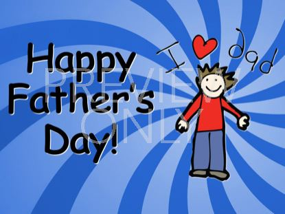 FATHERS DAY GREETING STILL 2