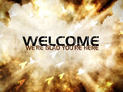 HOLY SPIRIT PENTECOST WELCOME STILL 1