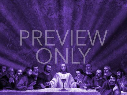 THE LAST SUPPER STILL 2