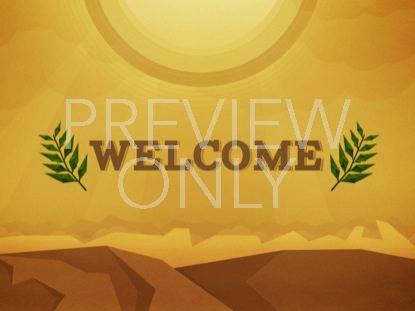 PALM WELCOME STILL