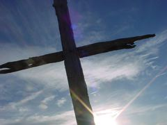 RUGGED CROSS SUN
