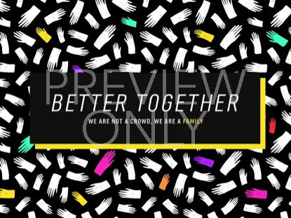 BETTER TOGETHER TITLE STILL