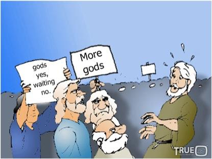 MOSES STILLS