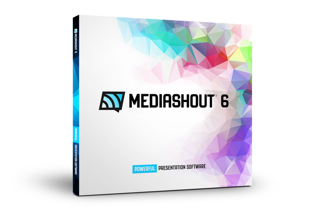 MEDIASHOUT 6 FOR WINDOWS