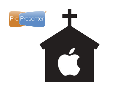 Propresenter, MediaShout, and EasyWorship - Church