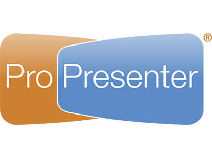PROPRESENTER 6 FOR WINDOWS
