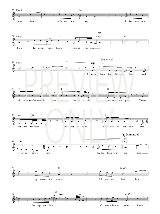 Fine Come As You Are David Crowder Chords Images - Beginner Guitar ...
