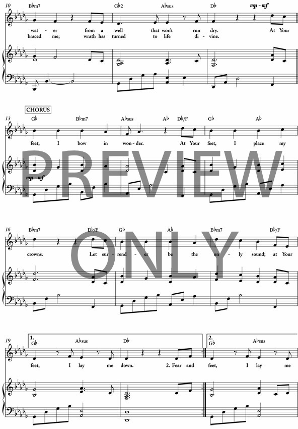 lay me down piano chords pdf