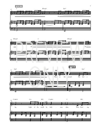 In Christ Alone Passion 2013 Lead Sheet Lyrics Chords
