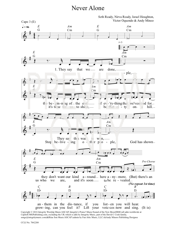 Never Alone Chords Image Collections Chord Guitar Finger Position
