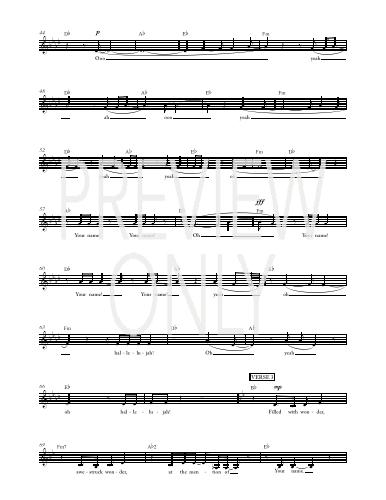 Revelation Song Lead Sheet Lyrics Chords Kari Jobe