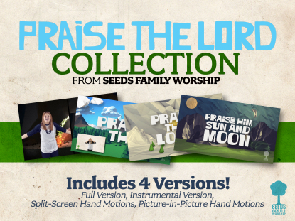 PRAISE THE LORD COLLECTION